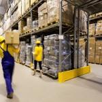 Worker manual handling
