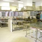 Food safety - clean kitchen