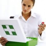Medicines First aid kit